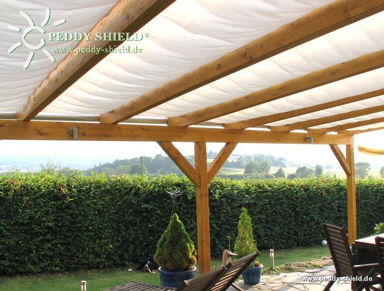 Ombrage terrasse - Protection solaire Terrasse - Couverture de ...