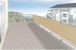 brise vue balcon ou le paravent terrasse vous prot ge contre les regards indiscrets. Black Bedroom Furniture Sets. Home Design Ideas